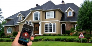 Atlas Alarms Home Security House Mobile App iPhone Android