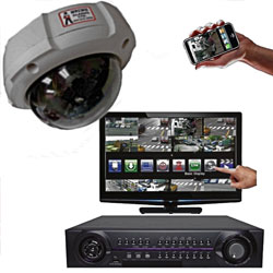 Dvr–nvr, hd-ip cameras, remote video access – smartphone access, video intercom systems and more. Protect your family and your businesses.